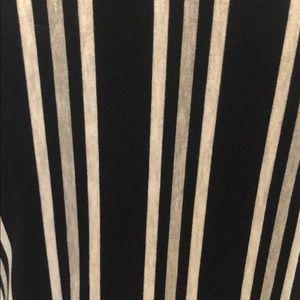 LuLaRoe Dresses - Striped LuLaroe dress